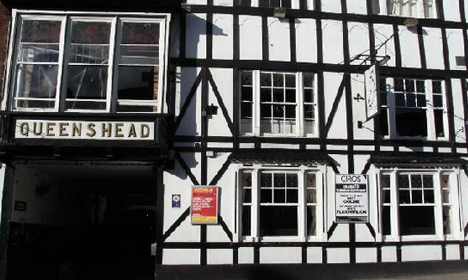 The Queen's Head, Ashby